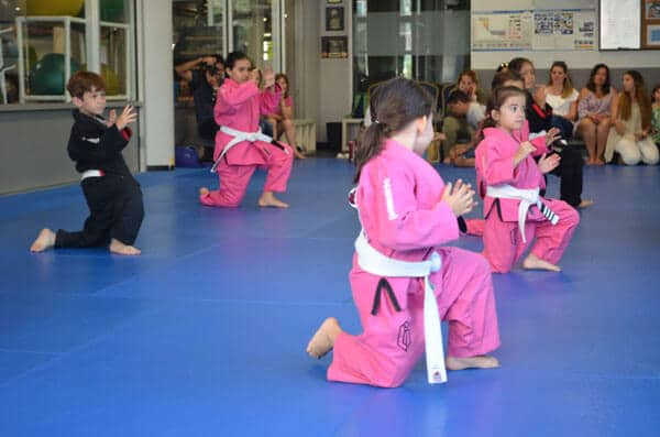 Kids Martial Arts Class at Lifestyle MMA