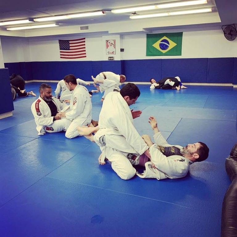 Adult Jiu-Jitsu class at Lifestyle MMA
