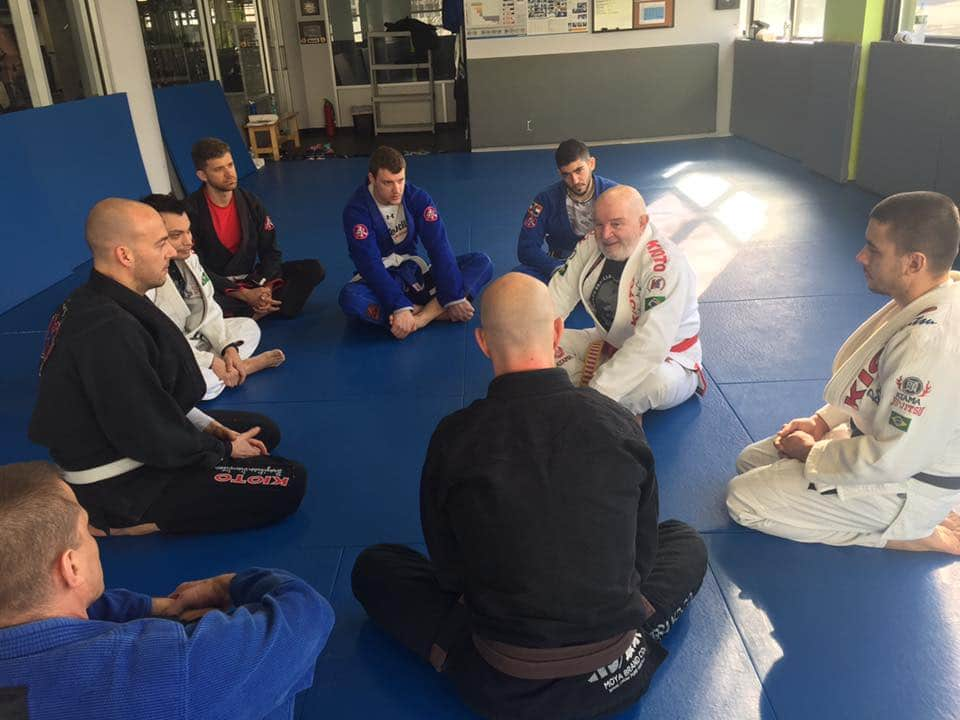 Adult Martial Arts Class at Lifestyle MMA